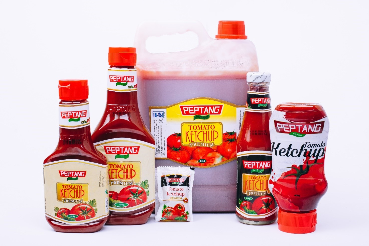 Sauce It: Know Our Heritage